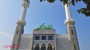 lenifey_masjid Itaewon Korea