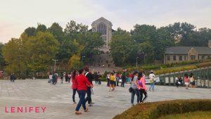 lenifey_suasana di Ewha University
